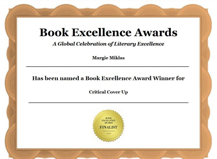 Book Excellence Award Finalist Award