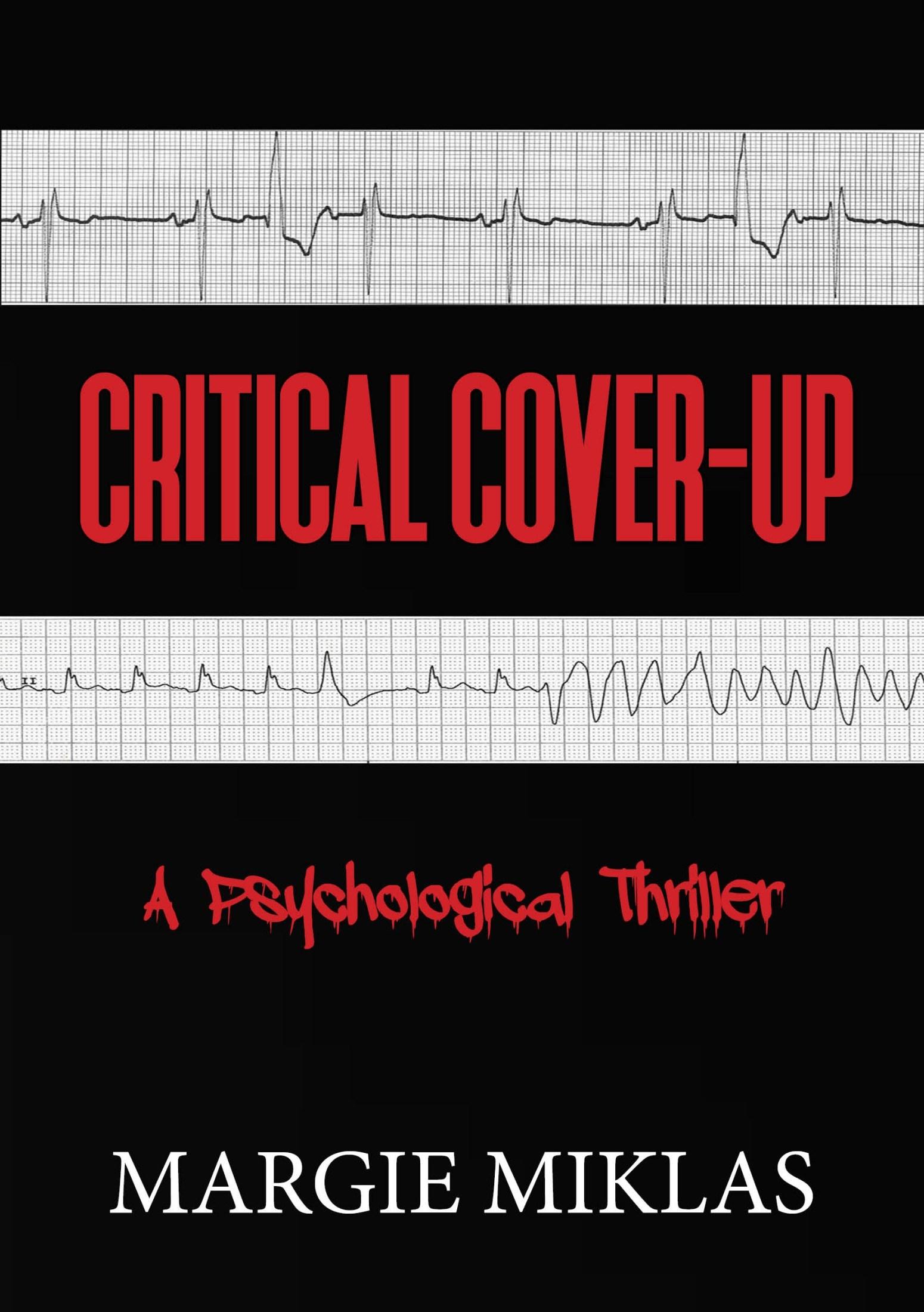 Critical Cover-Up - Margie Miklas
